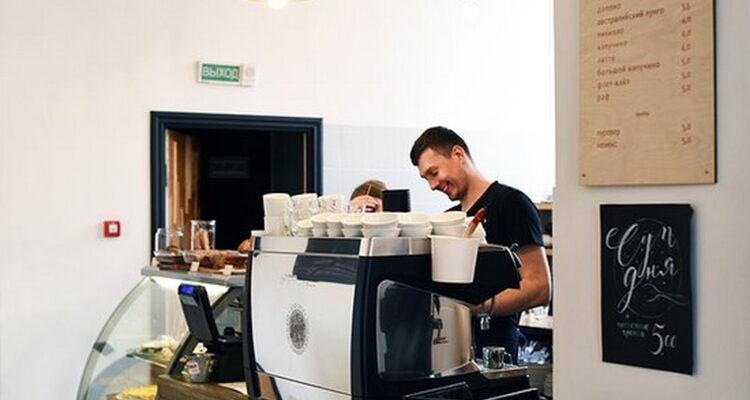 Третья кофейня Зерно открылась в Минске