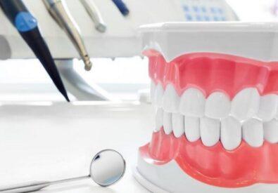 Протезирование зубов...