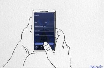 Белавиа выпустила мобильное приложение